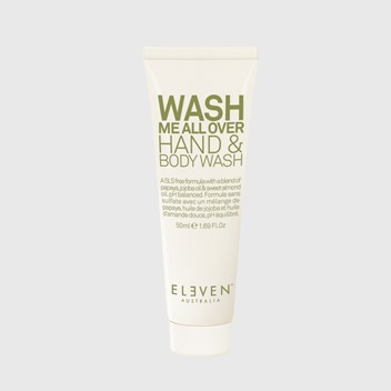 Eleven Wash Me All Over Body Wash 50ml